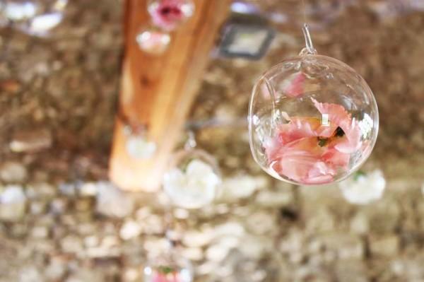 bulles fleurs plafond bulles et confettis2