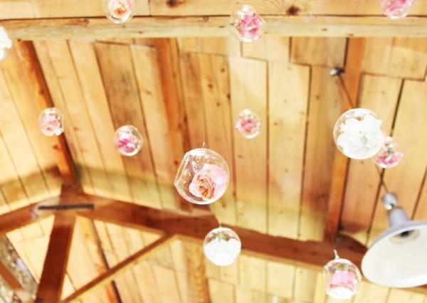 bulles fleurs plafond bulles et confettis3