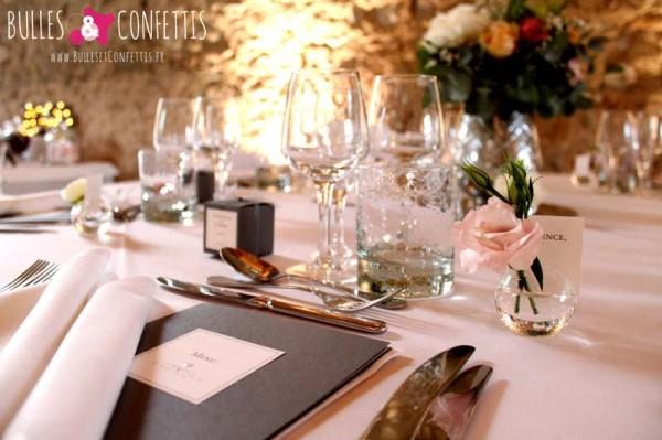 decoration mariage bulles et confettis 2