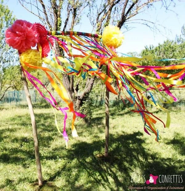 Decoration mariage Gypsy Boheme_Bulles et Confettis_Valaurie Grignan Drome Provencale (3)