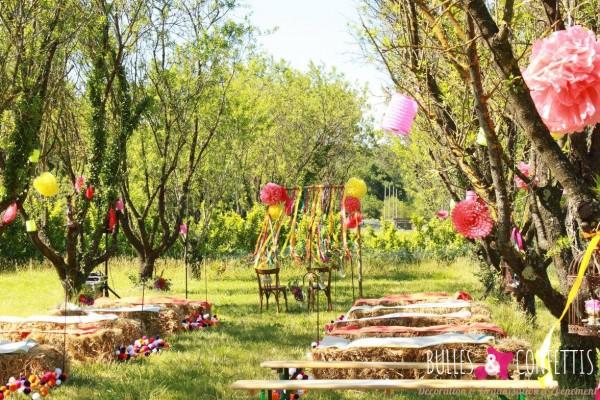 Decoration mariage Gypsy Boheme_Bulles et Confettis_Valaurie Grignan Drome Provencale (4)