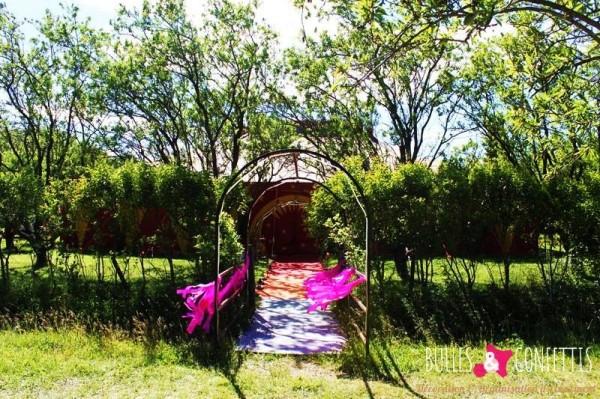 Decoration mariage Gypsy Boheme_Bulles et Confettis_Valaurie Grignan Drome Provencale
