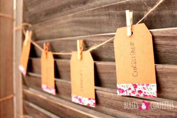 Decoration mariage Kraft et Liberty_Bulles et Confettis_La Bastide de Jaillans (7)