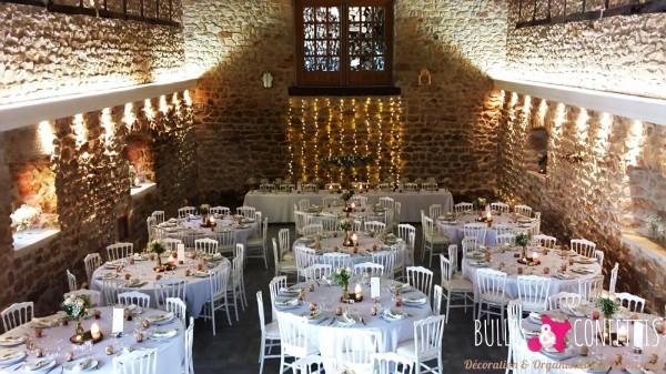 decoratio mariage chic-Bulles et Confettis_Chateau dUrbillac