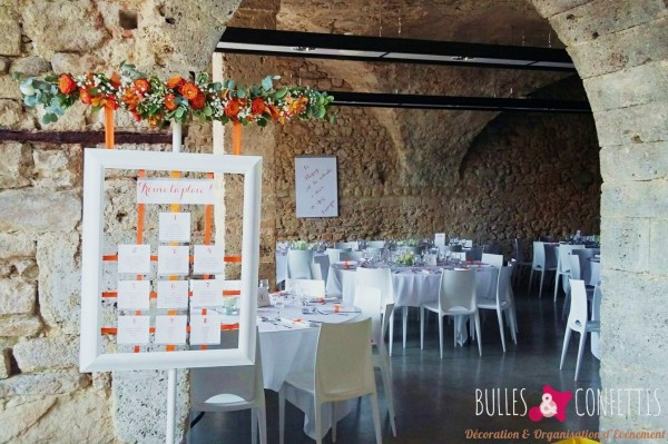 decoration mariage glitter moderne design_ Bulles et Confettis_L Orangerie Monteleger (13)