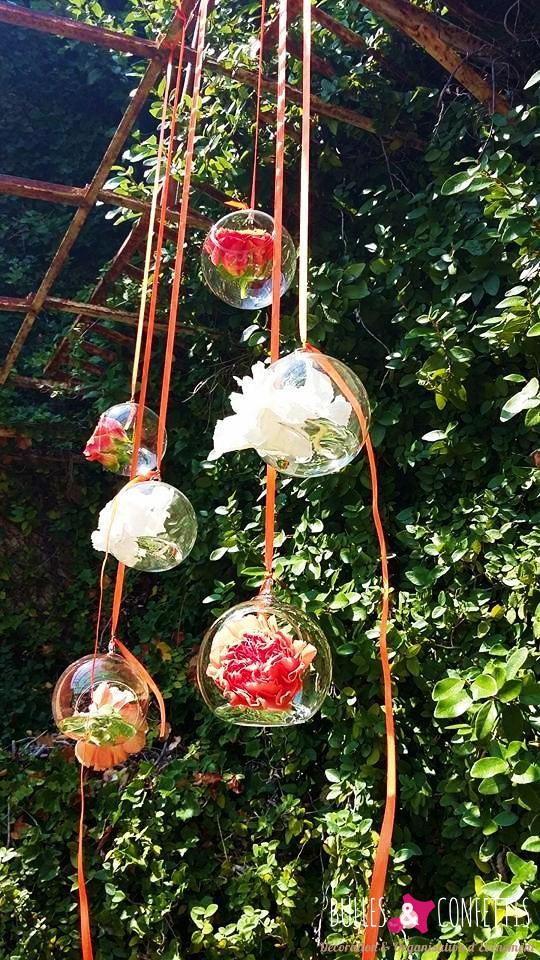 decoration mariage glitter moderne design_ Bulles et Confettis_L Orangerie Monteleger (16)