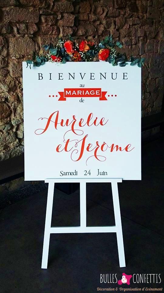 decoration mariage glitter moderne design_ Bulles et Confettis_L Orangerie Monteleger (2)