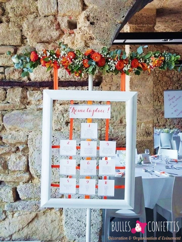 decoration mariage glitter moderne design_ Bulles et Confettis_L Orangerie Monteleger (5)